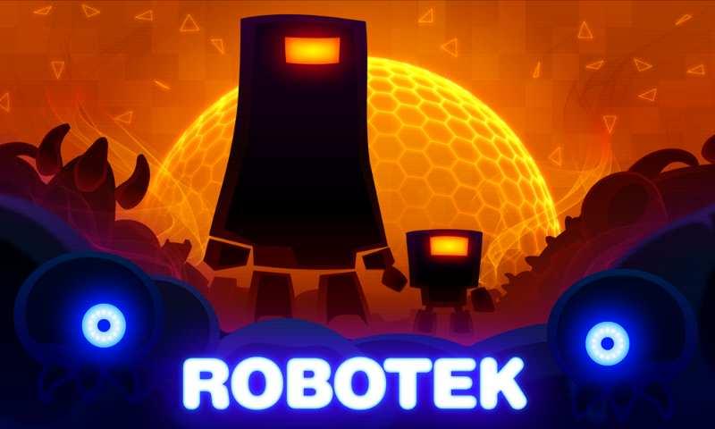 机器人起义截图0
