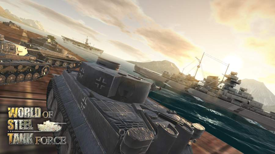 钢铁世界:坦克部队截图2