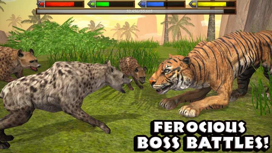 热带草原动物模拟器截图4