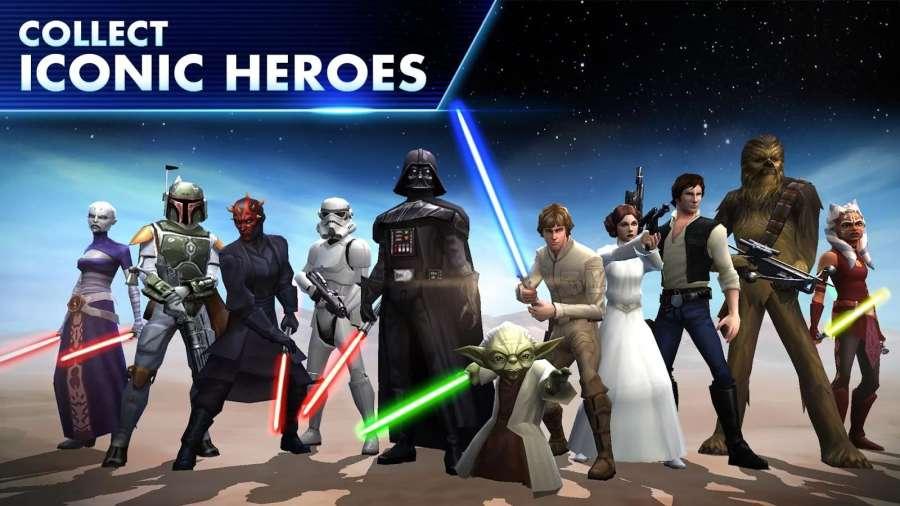 星球大战:银河英雄截图1