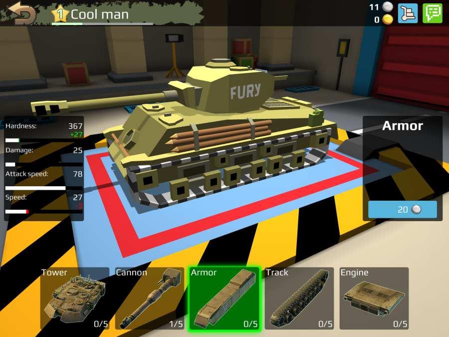 坦克io截图2