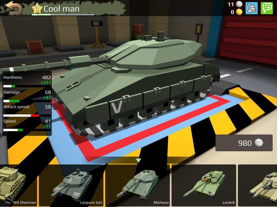 坦克io截图3