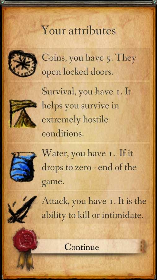 RPG大冒险截图3
