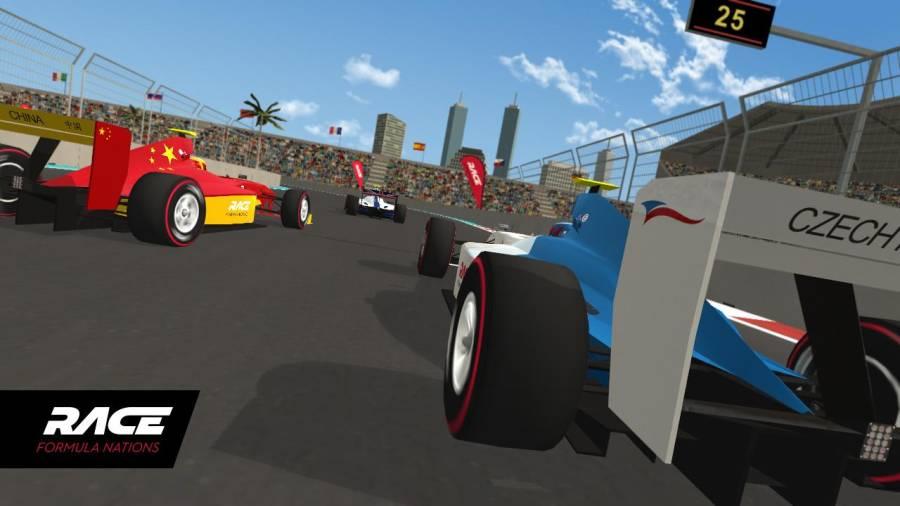 竞速:全国方程式赛车截图3