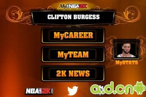 我的NBA2K