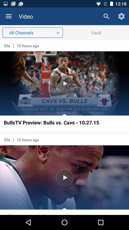 NBA电视直播截图3
