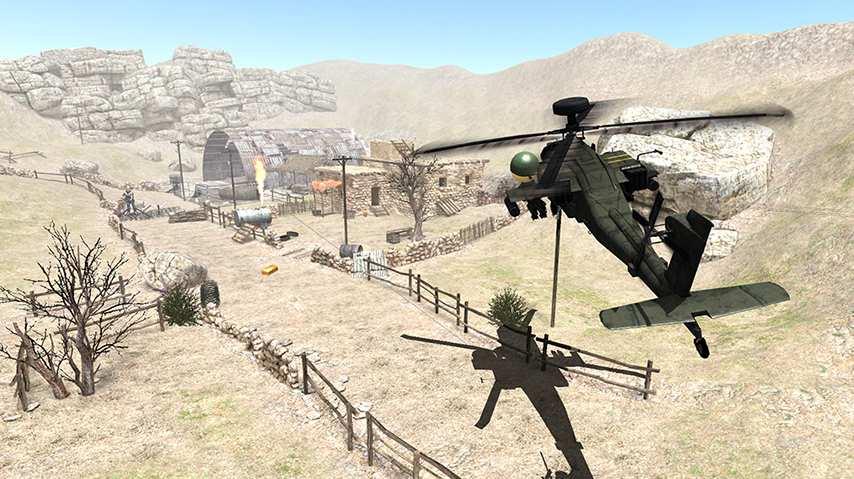 3D 迷宫: 黄金战争截图1