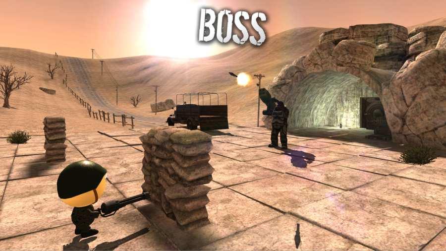 3D 迷宫: 黄金战争截图2
