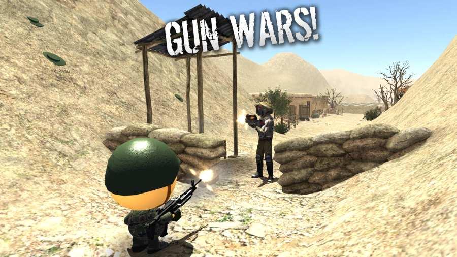 3D 迷宫: 黄金战争截图3
