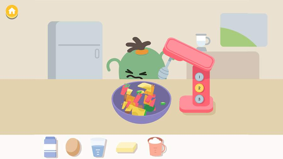 蠢蠢的死法:博福的早餐截图2