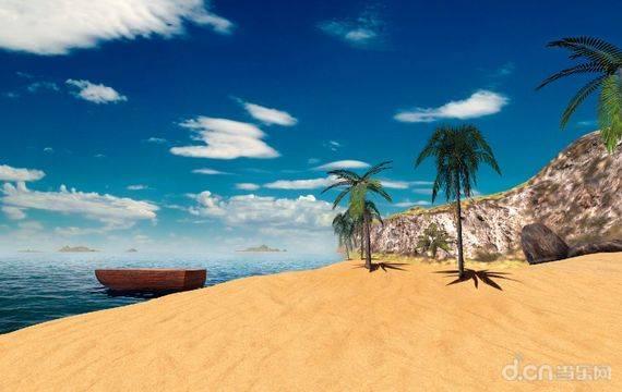 荒岛求生3D:森林截图0