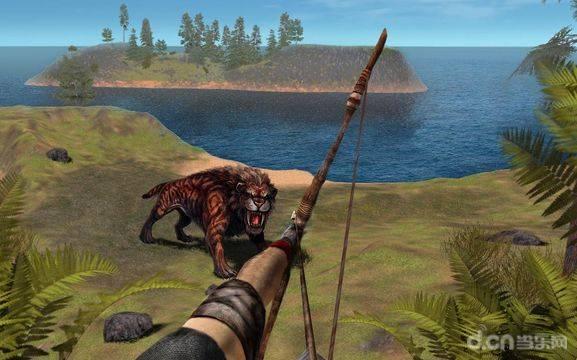 荒岛求生3D:森林截图1
