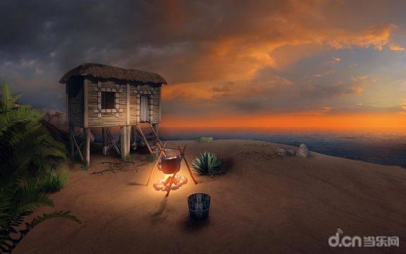 荒岛求生3D:森林截图2