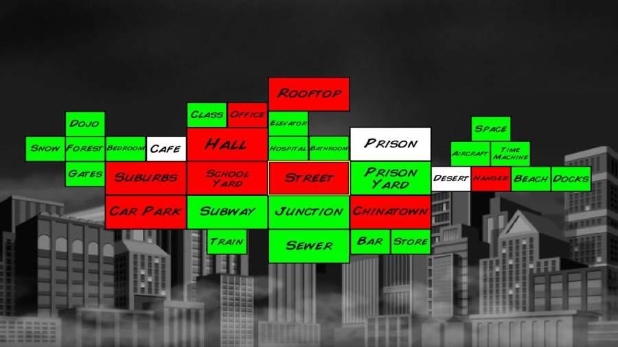超级城市截图2