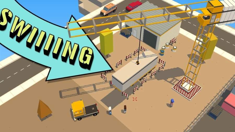 建筑工人3D截图0