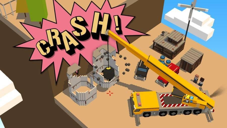 建筑工人3D截图1