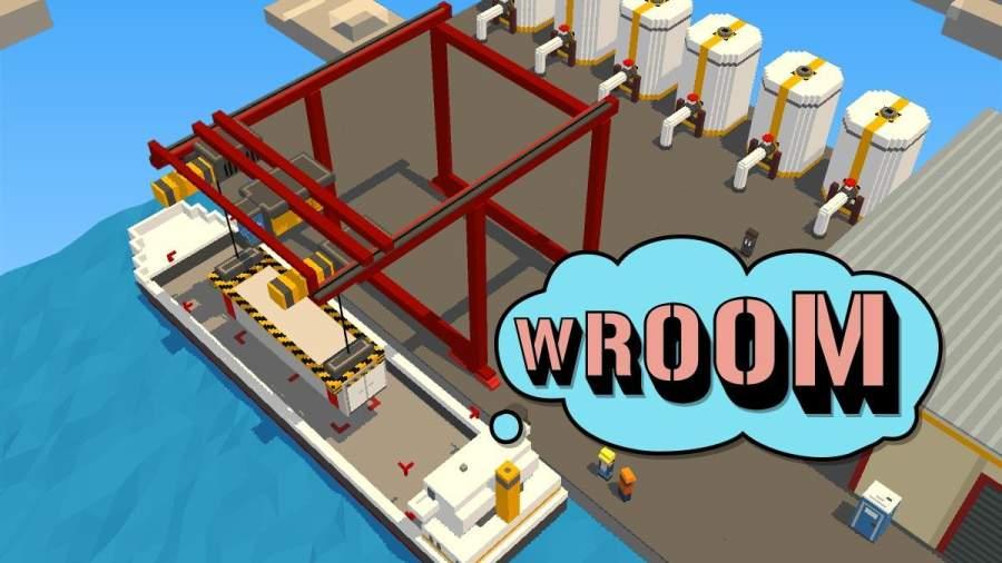 建筑工人3D截图2