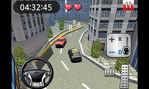 3D超真实停车