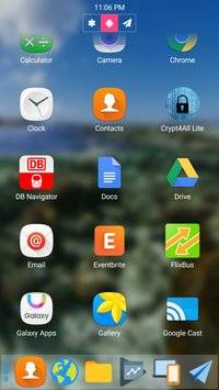Leena Desktop UI截图4