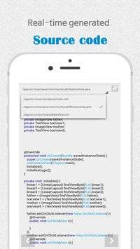 SCRATCH IDE FOR ANDROID APPS截图2