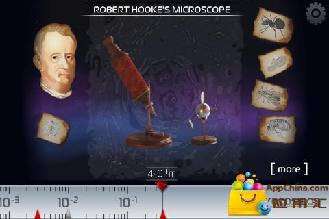 科学 微观3D