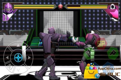 机器人跆拳道