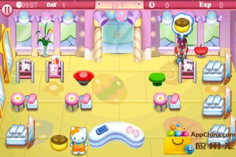 免費下載模擬APP|Hello Kitty美容院 app開箱文|APP開箱王