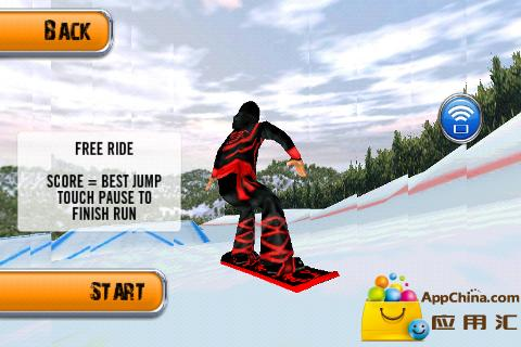 疯狂滑雪高清版截图1