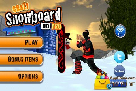 疯狂滑雪高清版截图2