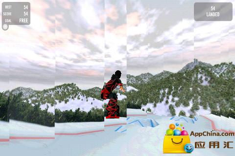 疯狂滑雪高清版截图3