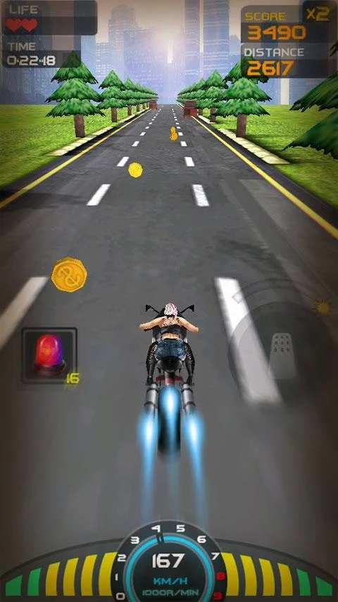 Death Racing:Moto截图0