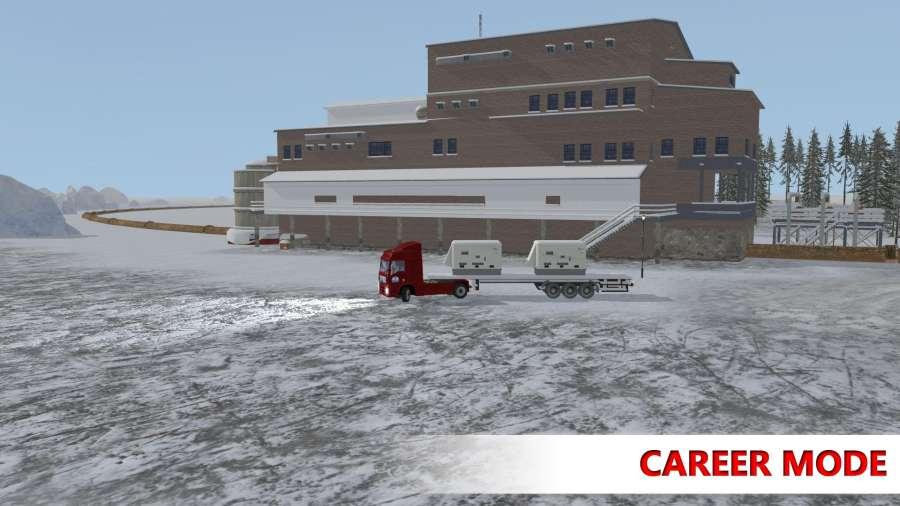 北极卡车模拟器