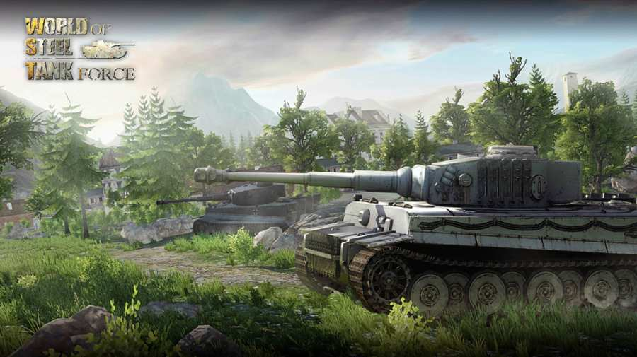 钢铁世界:坦克部队截图3