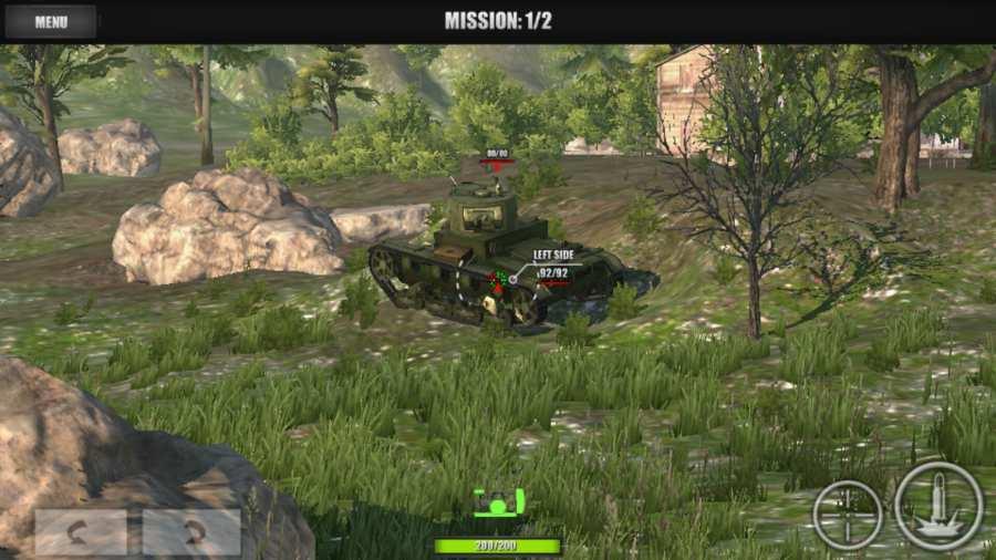 钢铁世界:坦克部队截图4