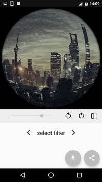Fisheye Lens截图6