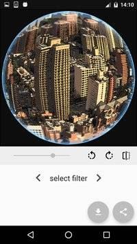 Fisheye Lens截图9
