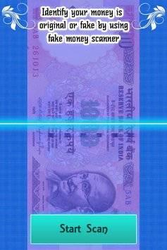 Fake Money Detector Prank截图3