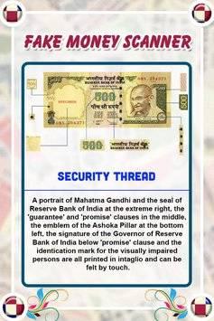 Fake Money Detector Prank截图4