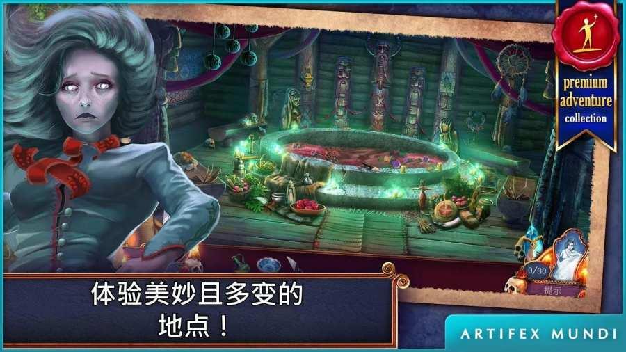 黄昏2:巫师的镜子截图1