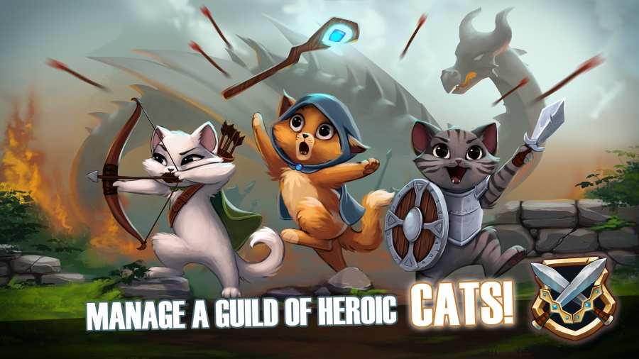 城堡猫截图2