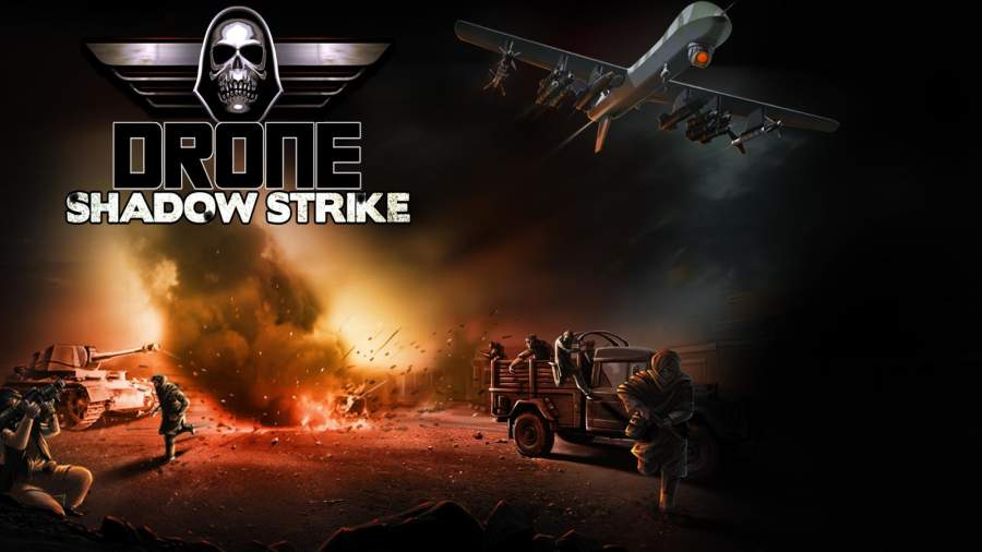 无人机:暗影突袭 无限金币版 Drone:Shadow