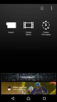 Action Cam App截图0