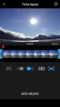 Action Cam App截图1