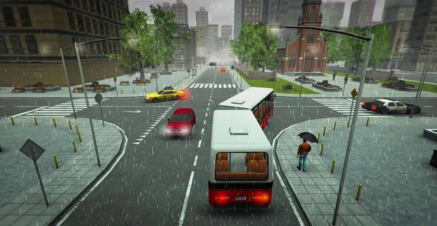 巴士模拟2017截图3