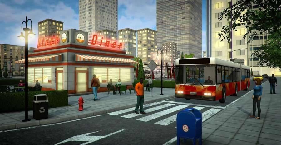 巴士模拟2017截图4