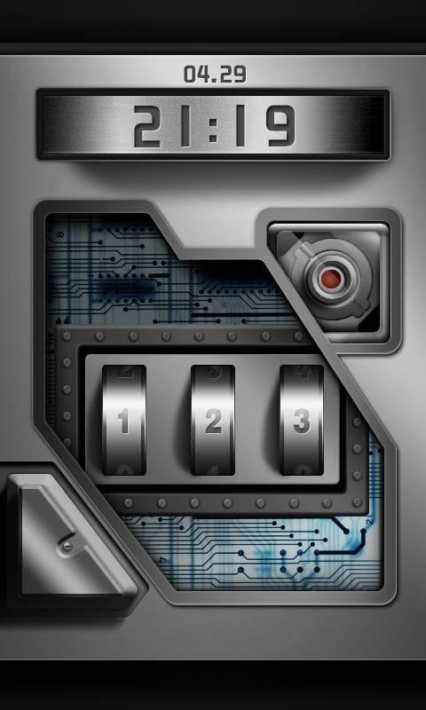 高科技密码锁截图0