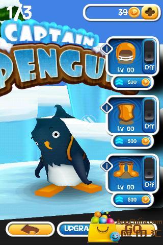 【免費益智App】企鹅快跑-APP點子