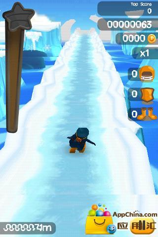玩免費益智APP|下載企鹅快跑 app不用錢|硬是要APP