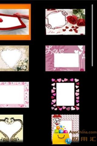 甜蜜相框 生活 App-愛順發玩APP