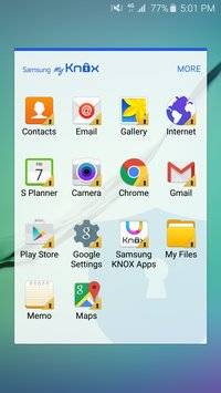 Samsung My Knox截图4